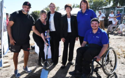 Tamworth NSW Specialist Disability Accommodation starts in Bligh Street